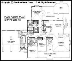 country style house floor plans midsize country style house plan chp ms 2283 ac sq ft midsize