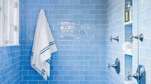 blue bathroom 10 beautiful blue bathrooms coastal living