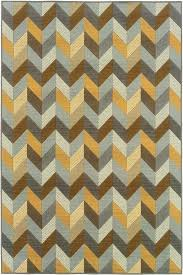 Yellow And White Outdoor Rug New Outdoor Chevron Rug Awesome Yellow Chevron Outdoor Rug Yellow