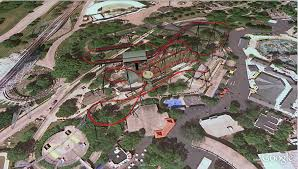 Six Flags America Map by Sfgamworld U2022 View Topic X Flight New For 2012