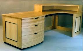 Corner Desk Beech Computer Collins Corner Desk