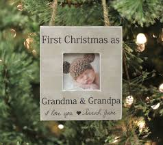 grandparent ornaments personalized grandparents ornament christmas gift personalized photo