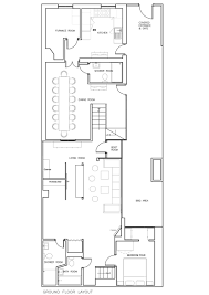 ground floor plan chalet jora ground floor plan total chalets