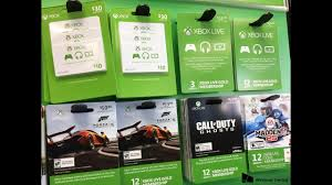 10 gift cards free xbox live gift cards december 2017