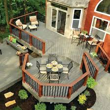 Patios And Decks For Small Backyards patio deck and patio ideas for small backyards pinterest deck