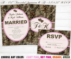 camouflage wedding invitations items similar to camo wedding invitation camouflage