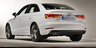 white audi sedan 2013 york auto audi a3 and s3 sedan reveal at chelsea