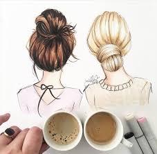 25 beautiful friend drawing ideas on pinterest bff drawings