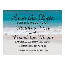 Wedding Postcards Custom Wedding U0027save The Date U0027 Postcards