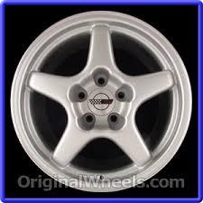 oem 1994 chevrolet corvette rims used factory wheels from