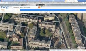 Bird View Map Bing Map Bird U0027s Eye View Building Being Built Youtube