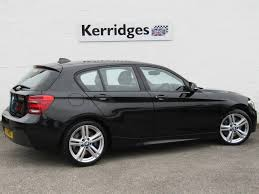 used 2013 bmw 1 series 125d m sport for sale in suffolk pistonheads