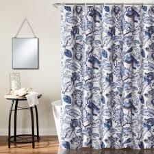 Blue Floral Curtains Buy Blue Floral Curtains From Bed Bath Beyond