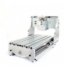 Aluminum Bed Frame Mini Lathe Bed Frame Cnc Engraving Machine Diy 3020 Aluminum Alloy