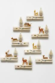 Gold Reindeer Christmas Tree Decorations by Reindeer Clothespin Ornaments How Adorable Would These Be On A