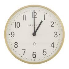buy newgate clocks master edwards wall clock amara