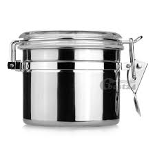 Stainless Steel Kitchen Canisters Stainless Steel Kitchen Canister Jumbo Stainless Steel Kitchen