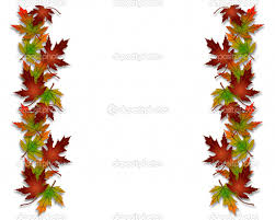 microsoft borders thanksgiving clipart
