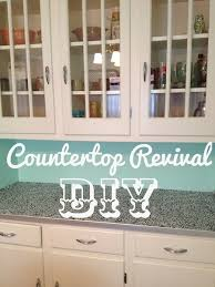 Contact Paper On Kitchen Cabinets Diy Countertop Revival Hometalk