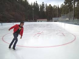 backyard ice rink resurfacer home decorating interior design