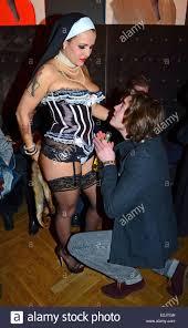 Vain Vanity Sister Pia And Frederic Boehle At Vernissage U0027vain Vanity Ist
