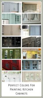 kitchen cabinet paint ideas best 25 painting kitchen cabinets ideas on painted