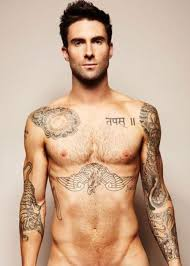 adam levine guide what do the maroon 5 s designs