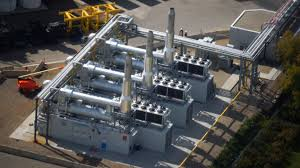 Magna Exteriors And Interiors Corp Ellisdon Polycon Industries Combined Heat And Power Plant
