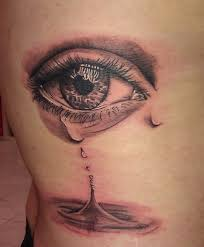 50 crazy eye tattoos art and design