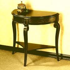 narrow entryway console table narrow entryway furniture ideas black corner entryway console table