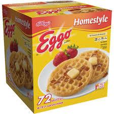cuisine eggo liege bjs wholesale product