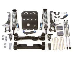 suspension lift kits for toyota tacoma toyota tacoma 6 coil suspension lift kit 2005 2015 4wd