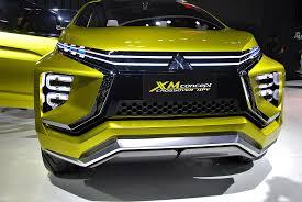 mitsubishi thailand concept models at 33rd thailand international motor expo 2016