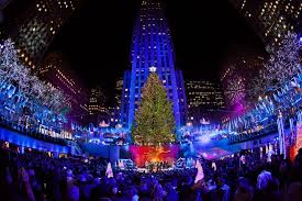 nbc tree lighting 2017 a brief history of the rockefeller center christmas tree i love nature
