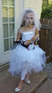 Soccer Zombie Halloween Costume Daughter Zombie Bride Halloween