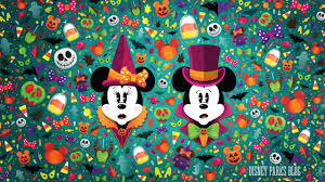 halloween background 1280x720 celebrate a wonderfalldisney with our halloween wallpaper