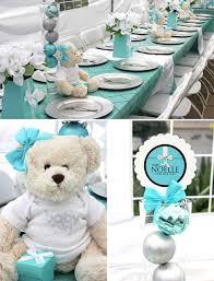 teddy baby shower ideas themed baby shower decorations 11318