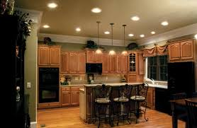 Recessed Lighting For Kitchen Installing 4 Inch Recessed Lighting In Your Kitchen Classic Creeps