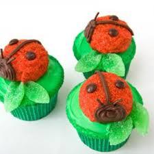 ladybug cupcakes birthday cake design parenting