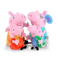 Peppa Pig Plush Peppa Pig Plush Pig Toys My Beautiful Baby