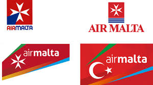 Matla Flag Time For A Look At The Evolution Of Air Malta U0027s Logos Daphne