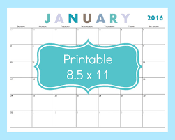 monthly calendar template includes august 2015 december 2016 what