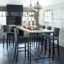 chaise de cuisine design pas cher table haute cuisine design drawandpaint co