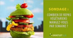 la cuisine v arienne combien de repas végétariens mangez vous par semaine