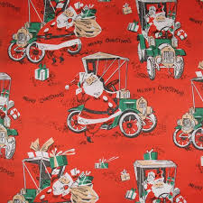 cars wrapping paper vintage christmas gift wrap vintage wrapping papers