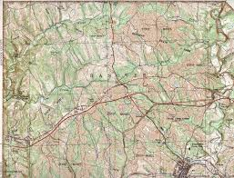 Pa State Game Lands Maps by Washington County Pennsylvania