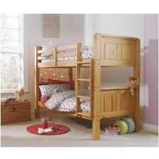Solid Pine Bunk Beds Cloudseller 3ft Solid Pine Bunk Bed In Waxed Finish Split Into Two