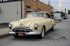 1949 oldsmobile significant cars inc