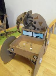 safari jeep craft we love our safari kiwi crate box our homemade life