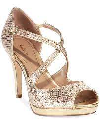 wedding shoes at macys style co simmone platform evening sandals all women s shoes